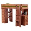 Chelsea Home Twin Loft Bed