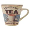ECP Design Ltd Coffee Break Refreshing Tea Large Mug