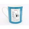 ECP Design Ltd Matt Man's Best Friend Mug (Set of 6)