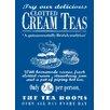 ECP Design Ltd 2-tlg. Geschirrtuch-Set Cream Teas