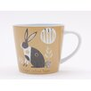 ECP Design Ltd Scandinavian Rabbit Mug by Jane Ormes (Set of 6)