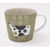 ECP Design Ltd Scandinavian Cow Mug by Jane Ormes (Set of 6)