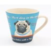 ECP Design Ltd Pug Mug (Set of 6)