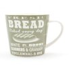 ECP Design Ltd Sunny Days Bread Mug (Set of 6)