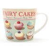 ECP Design Ltd Fairy Cakes Porcelain Mug (Set of 6)