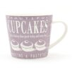 ECP Design Ltd Sunny Days Cupcake Mug (Set of 6)