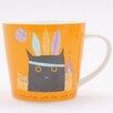 ECP Design Ltd Wild West Cat Mug by Jane Ormes (Set of 6)