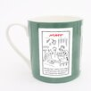 ECP Design Ltd Matt Health Service Mug (Set of 6)
