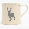 ECP Design Ltd Stag Large Mug (Set of 6)