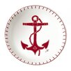 ECP Design Ltd Seaside 12cm Bone China Anchor Dish (Set of 4)