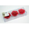 Pharmore Ltd 3 Piece Floating Candle Set (Set of 3)