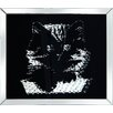 Pharmore Ltd Rhombus Cat Graphic Art