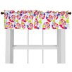 "Room Magic Heart Throb 57"" Curtain Valance"