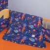 Room Magic Star Rocket 4 Piece Crib Bedding Set