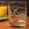 Rolf Glass Rooster 14 oz. Double Old Fashioned Glass