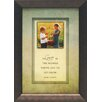 Artistic Reflections Love Is The Flower You've Got to Let Grow by Brett West Framed Graphic Art