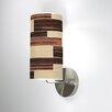 Jef Designs 1 Light Tile 4 Wall Sconce