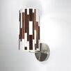 Jef Designs 1 Light Tile 1 Wall Sconce