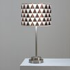 "Jef Designs Triangle 1 24"" Table Lamp"