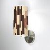 Jef Designs 1 Light Tile 2 Wall Sconce