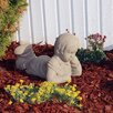 Day Dreaming Statue - Color: Sandstone - EMSCO Group Garden Statues and Outdoor Accents