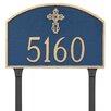 Montague Metal Products Inc. Prestige Arch Address Plaque