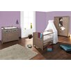 Pinolino 3-tlg. umwandelbares Kinderzimmer-Set Jelka