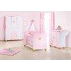 Pinolino 3-tlg. Babyzimmer-Set Princess Karolin