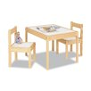 Pinolino Olaf 3 Piece Table And Chairs Set
