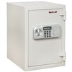 FireKing Fireproof Electronic Lock Security Safe 0.97 CuFt