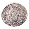 American Coin Treasures Ancient Silver Madonna and Child Coin