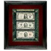 American Coin Treasures U.S. Historic Currency Collection Framed Memorabilia