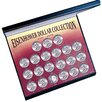 American Coin Treasures Eisenhower Dollar Collection Display Box