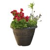 Gablemere Round Pot Planter (Set of 2)