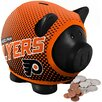 Forever Collectibles NHL Sweater Piggy Bank