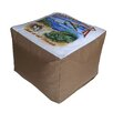 Panama Jack Outdoor Jack Of All Travels Pouf Ottoman