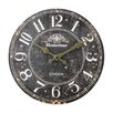 Juliana Impressions Hometime 30cm Rustic Wall Clock