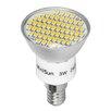 MiniSun 3W Grey/Smoke E27/Medium LED Light Bulb