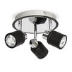 MiniSun Benton 3 Light Ceiling Spotlight