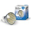 MiniSun 3W Gray/Smoke GU10/Bi-pin LED Light Bulb