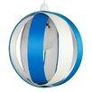 MiniSun 29cm Fabric Sphere Pendant Shade