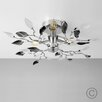MiniSun Medusa 3 Light Semi-Flush Ceiling Light