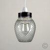 MiniSun 13.5cm Heart Jar Pendant Shade