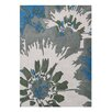 James Bond Alliyah Iceberg Green Area Rug