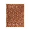 James Bond Alliyah Burgundy Area Rug