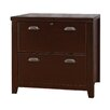 kathy ireland Home by Martin Furniture Tribeca Loft 2-Drawer Lateral File