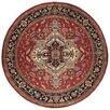 ECARPETGALLERY Serapi Heritage Hand-Woven Red Area Rug