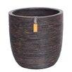 Cadix Rib I Round Pot Planter