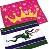 Blue Rabbit 8 Piece Princess Flag Hoisting Set
