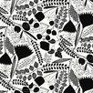"Loboloup Bloomsbury 15' x 27"" Botanical Wallpaper"